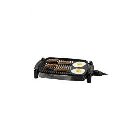 Black and Decker IG201 220 Volt 230 Volt 240 Volt 50 Hz Grill - 1500 Wayy Power Full Capacity - Non Stick Flat - Variable Temperature Control - 220-240 Volt 50 Hz