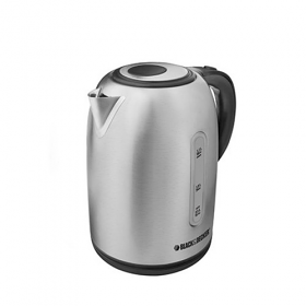 Black and Decker KS850S 220-240 Volt 50 Hz Stainless Steel Kettle