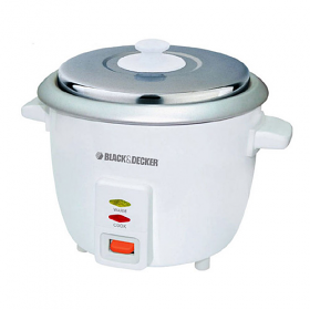 Black and Decker RC1810 220-240 Volt 50 Hz 10 Cup Rice Cooker
