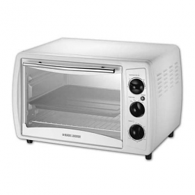 Black and Decker TRO50 220-240 Volt 50 Hz 28 Liter Toaster Oven