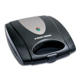 Black and Decker TS4000 220-240 Volt 50 Hz 4 Slice Sandwich Maker
