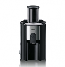 Braun J500   220 Volt 240 Volt 50 Hz Juicer - This unit does not work in North America!! - To Use Outside North America!