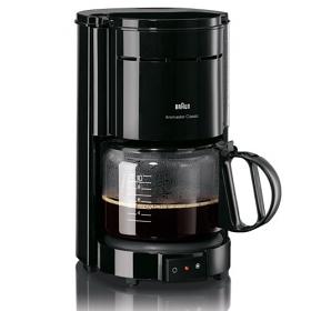 Braun KF47 220 Volt 240 Volt 50 Hz Coffee Maker