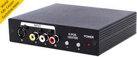 Com World CMD-1500 Professional PAL NTSC SECAM Video Converter