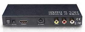 Com World CMD-HDX44 Professional Quality PAL to NTSC Video Converter