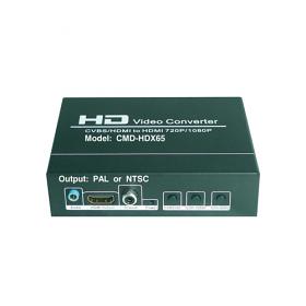 Com World CMD-HDX65 PAL/NTSC HD Converter