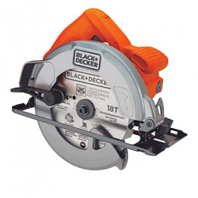Black and Decker CS1004 1400 Watt Circular Saw - 220-240 Volt 50 Hz To Use Outside North America