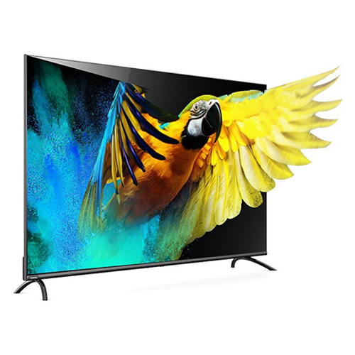 "CHIQ  H7N55PD1UD 55"" Multi System Ultra High Definition 4K LED TV - 110-240 Volt 50/60 Hz"