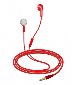 Coby CVE-109 Earbuds with Built-In Mic