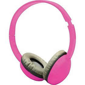 Coby CVH-821 Color Kids Headphones with Built-In Mic