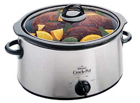 Crock-Pot 37401 220-240 Volt 50 Hz Slow Cooker