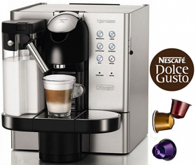 DeLonghi DEEN720 220-240 Volt 50 Hz Espresso Coffee Maker