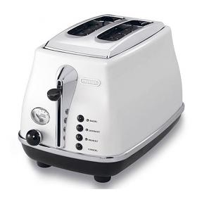 Delonghi ICONA CTO2003 220-240 Volt 50 Hz Toaster