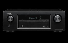 Denon AVR-X520 220 Volt 240 Volt 50 Hz Audio Video Receiver