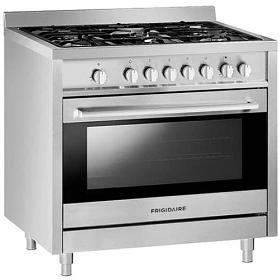 Electrolux FNGN90CNMSU 220-240 Volt 50 Hz 90 cm Free Standing Gas Cooking Range