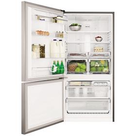 FRIGIDAIRE FBE5107SDLE 220 Volt 240 Bottom Mount Refrigerator