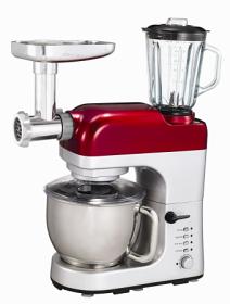 Frigidaire 220 Volt 50 Hertz 5.5 Liter Stainless Bowl Mixer