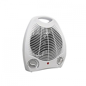 JL Niva FH-03 Fan Heater - 220-240 Volt 50 Hz - To Use Outside North America.