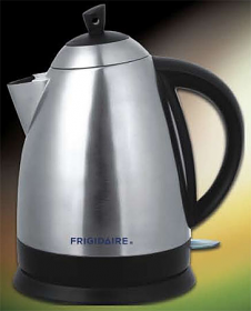 Frigidaire FD2117 220 Volt 1.7 litre Stainless Steel Kettle