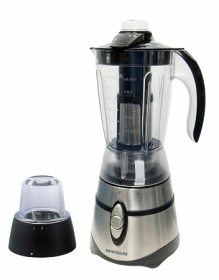 Frigidaire FD5155F 220-240 Volt 600 watt 1.75 litre Stainless Steel Blender With Filter & Grinder