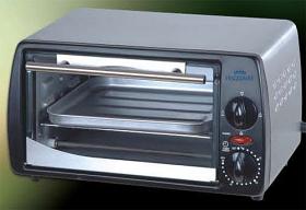 Frigidaire FD6125 220-240 Volt 50 Hz 9 Liter Toaster Oven