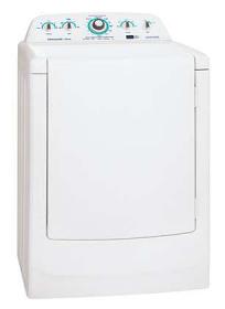 Frigidaire FED34ZEMW 220-240 Volt 50 Hertz Dryer