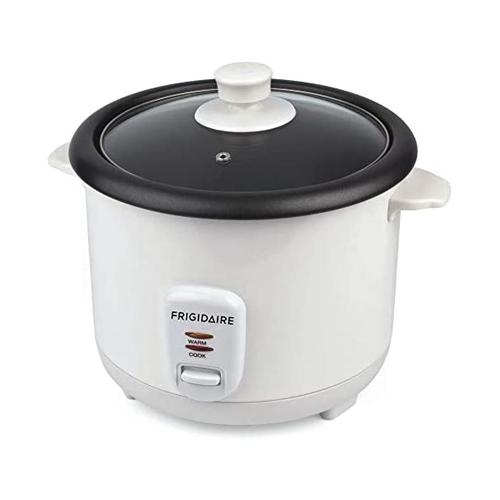 Frigidaire FD-8006 0.6 Liter - 3 Cup Rice Cooker - 220-240 Volt 50 Hz