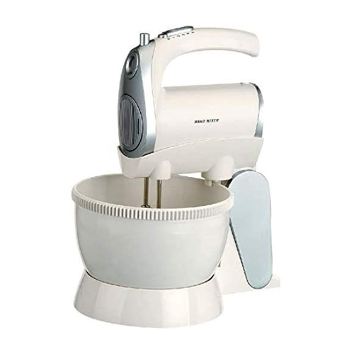 Frigidaire FD5122 Stand Mixer with Rotating Bowl - 220-240 Volt 50 Hz