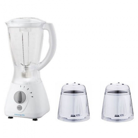 Frigidaire FD5157 220 Volt 50 Hz Blender with 2 Grinders