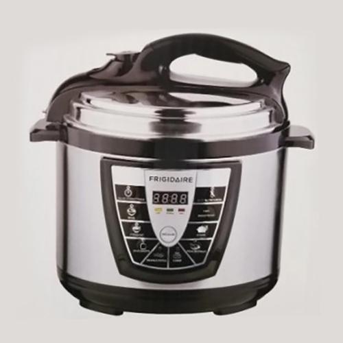 Frigidaire Stainless Steel 5 Liter Pressure Cooker - 220-240 Volt 50 Hz