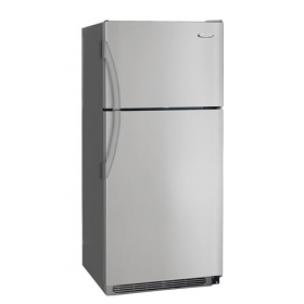 Frigidaire FGTD23V6MM 220 Volt 240 Volt 50 Hz 23 Cu. Ft. Top Mount Refrigerator