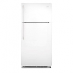 Frigidaire MRA17V6HW 220 Volt 240 Volt 16.7 Cu Ft Full Refrigerator no Freezer