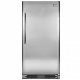 Frigidaire MRAD17V9GS 220 Volt 240 Volt 16.7 Cu Ft Stainless Steel Full Refrigerator No Freezer