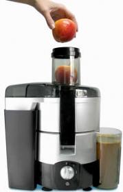 WGCJE600 Black and Decker 220-240 Volt Full Size Juice Extractor