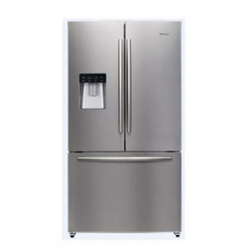 Hoover HFD536L 220-240 Volt 50 Hz 536 Liter French Door Refrigerator