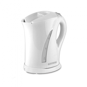 Black and Decker JKCBD7876W 220-240 Volt 50 Hz Electric Kettle