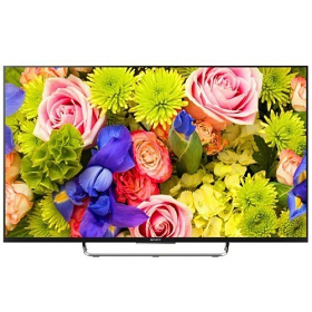 "Sony KDL-43W800 43"" PAL NTSC SECAM Multi System 3D LED Backlight TV with 110-240 Volt 50/60 Hz"