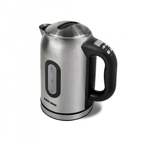 Black and Decker KE003S 220-240 Volt 50 Hz Stainless Steel Digital Kettle