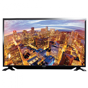 "Sharp LC-40LE185M 40"" Multi System PAL NTSC SECAM Full HD TV - 110-240 Volt World Wide Use"