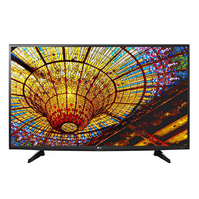 "LG 49UF640 49"" PAL NTSC SECAM Multi System 4K SMART LED TV"
