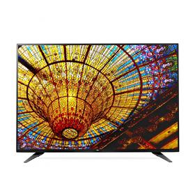 """LG 49UH603 49"""" Multi System 4K SMART LED TV with 110-240 Volt 50/60 Hz"""