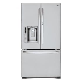 LG GF-D613SL 631 Liter French Door 3 Door Refrigerator