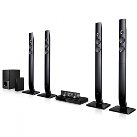 LG LHD756 110-240 Volt 50 / 60 Hz Home Theatre System