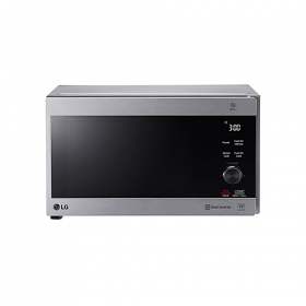 LG MH8265CIS 220-240 Volt 50 Hz 1.5 Cu Ft SMART Inverter Fast Cooking Grill Microwave