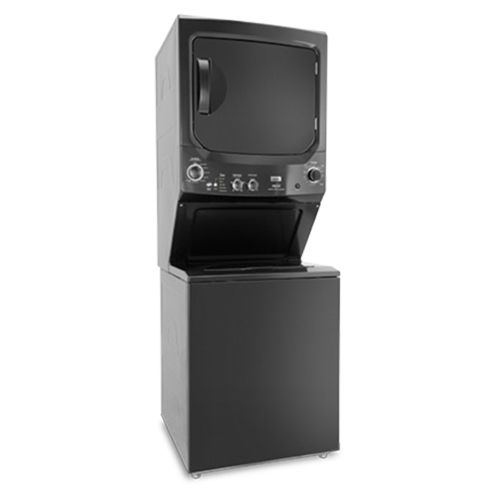 Mabe MCL1540EE Commercial Capacity Washer and Dryer - 3.2 Cu Ft Washer Capacity & 5.9 Cu Ft Dryer Capacity
