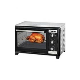 Nikai NT3820R 38 Liter Toaster Oven - 60 Minutes Timer - 220-240 Volt 50 Hz