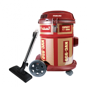Nikai NVC950 220-240 Volt 50 Hz Vacuum Cleaner