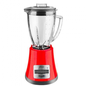 OSTER BLSTMG-R 220-240 Volt 50 Hz 6-Cup Glass Jar Blender