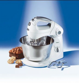 Oster 2601 Euro Style 220-240 Volt 50 Hz Stand Mixer