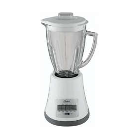 Oster BLSTMG-W 8 Speed Glass Jar 220 Volt 240 Volt 50 Hz 6 Cup Blender